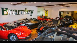 Bramley Motor Cars - By Appointment