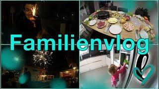 Familienvlog   so feiern wir Silvester   Lumelowu