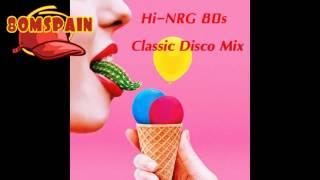 Hi-NRG 80s Classic Disco Mix By DJ MARKOZ