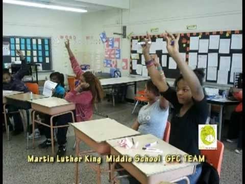 Richmond Girls For a Change _ Martin Luther King Middle School