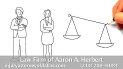 Dallas Personal Injury Attorney (214) 200-HURT Car Accident Attorney Aaron Herbert
