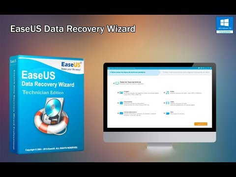 Download and Install Easeus Data Recovery Wizard