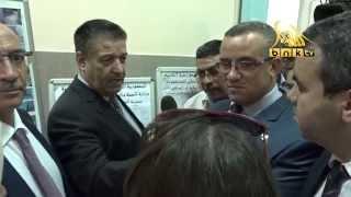 زيارة وزير الصحة لولاية أم البواقي.