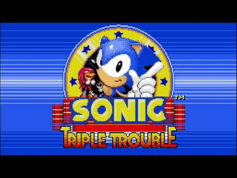 Sonic Triple Trouble - Sunset Park Zone, Act 3 - Sega Genesis Remix by  nineko