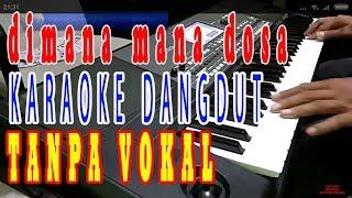 Gambar cover dimana mana dosa karaoke qasidah dangdut tanpa vokal