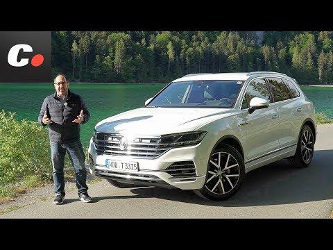 Volkswagen Touareg 2018 SUV | Primera prueba / Test / Review en español | coches.net