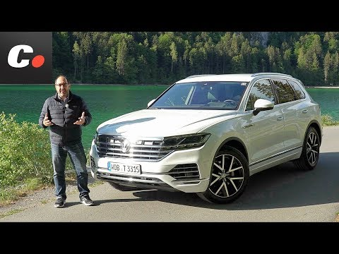 Volkswagen Touareg 2019 SUV | Primera Prueba / Test / Review en español | coches.net