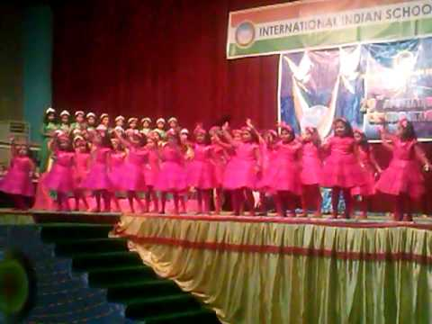 International Indian Schoolriyadh Annual Day Youtube