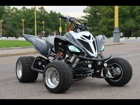 [BEZДорожный Drive] Yamaha Raptor 700