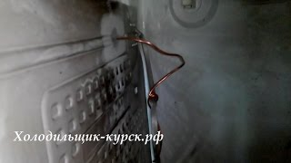СТ холодильный шкаф Vestfrost  Подбор и замена капилярки(, 2016-10-24T19:28:49.000Z)