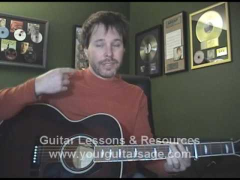 Guitar Lessons - Sweet and Low by Augustana : Beginners Acoustic songs cover chords