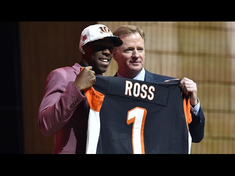 Cincinnati Bengals Highest NFL Draft Pick Rentention Since 2011 from YouTube · Duration:  2 minutes 44 seconds