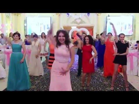 Видео: Флешмоб на свадьбе г.Алматы 27.06.2015г