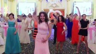 Флешмоб на свадьбе! г.Алматы 27.06.2015г