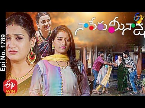 Download Naa Peru Meenakshi   20th May 2021   Full Episode No 1789   ETV Telugu