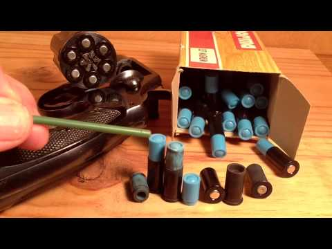 Speer Plastic 38 Caliber Ammo Review Youtube