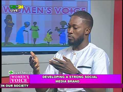 GTV Interview - Women's Voice with Emmanuel Agbeko Gamor