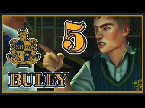 Bully Walkthrough Part 5 No Commentary...
