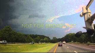 July 1, 2012 Severe Storm Time Lapse