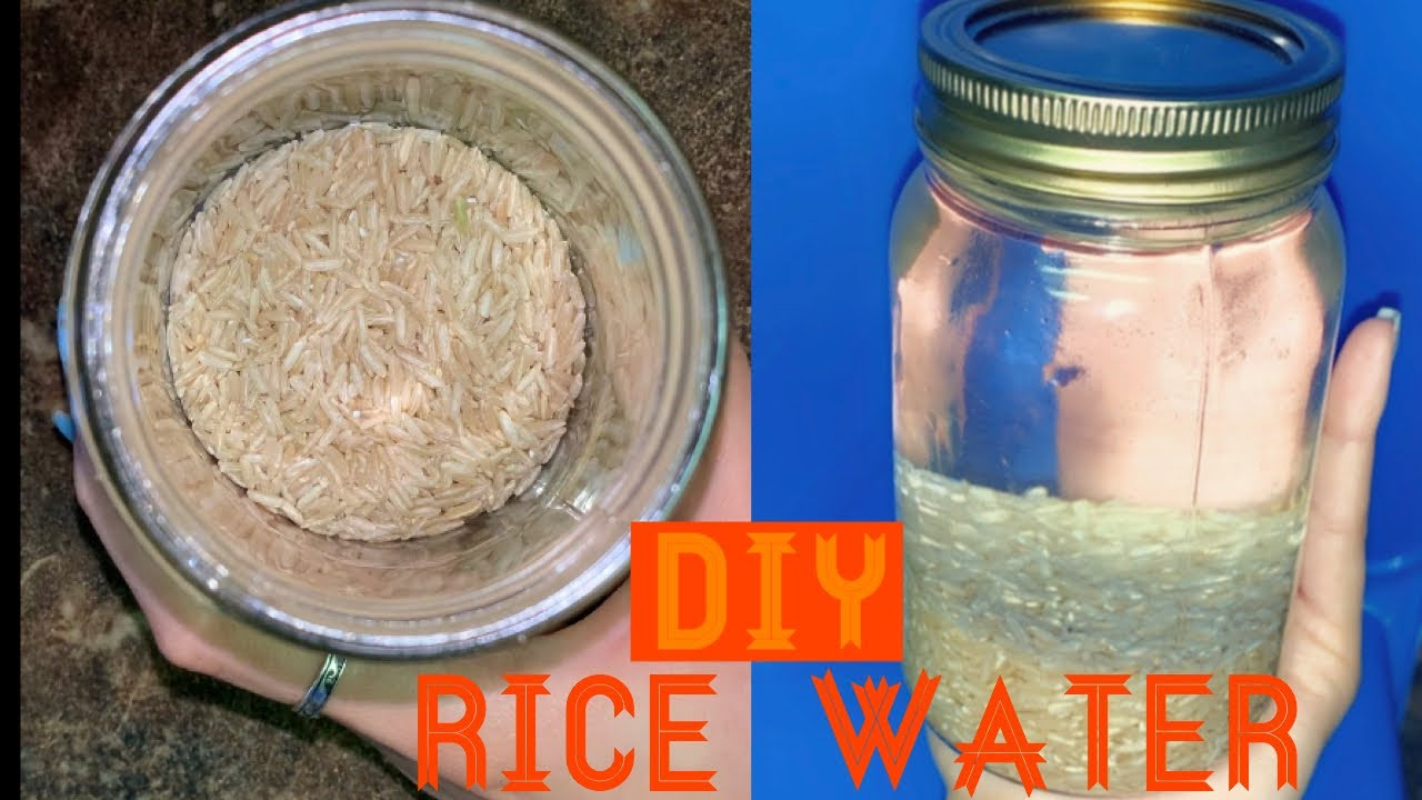 Download DIY Rice Water for hair growth | crispina