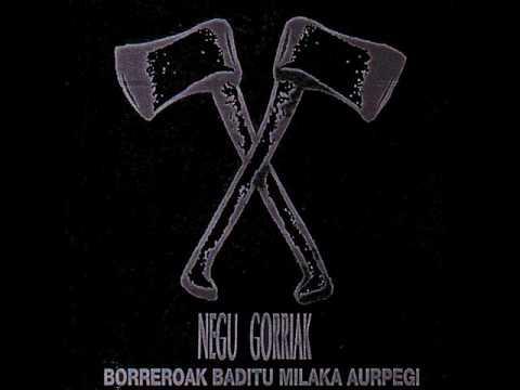 Negu Gorriak - Kaixo