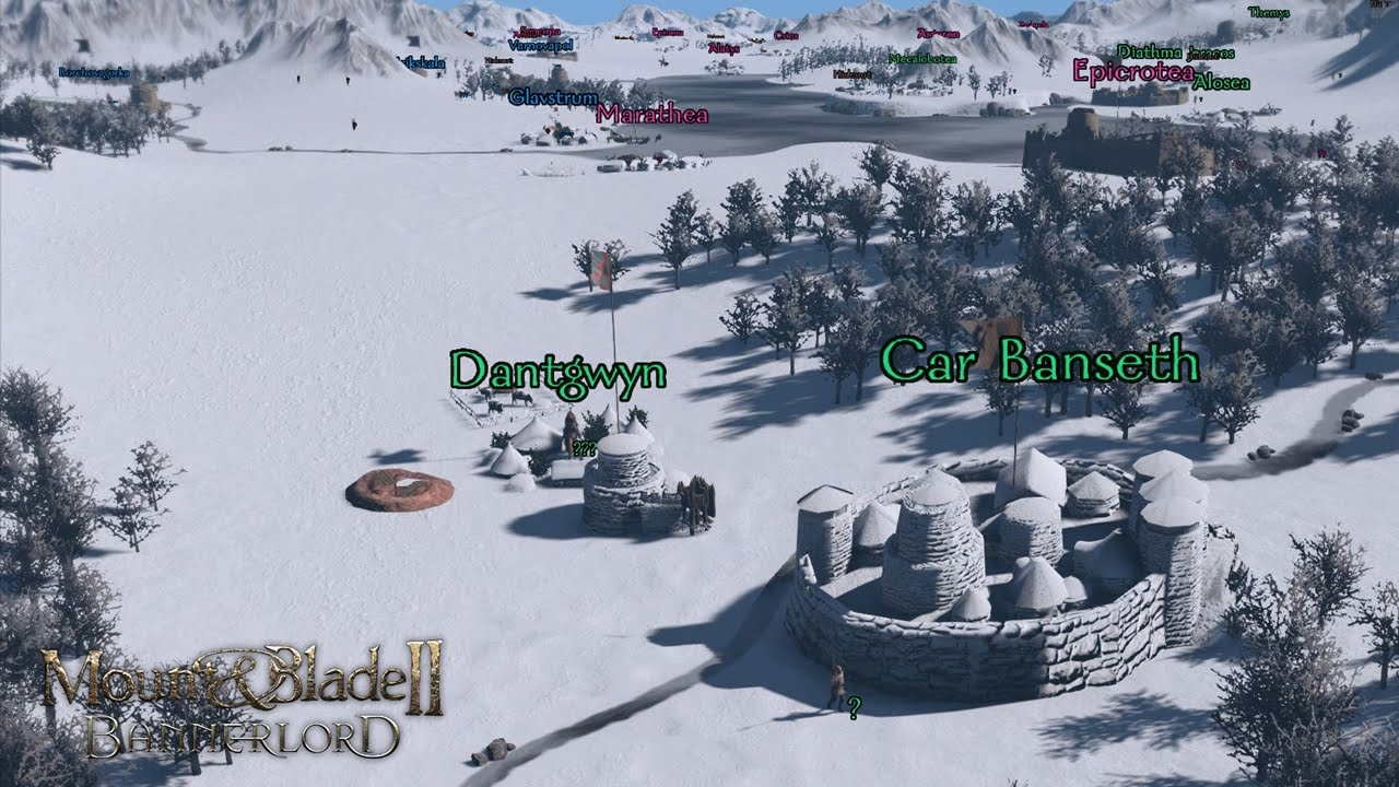 Mount and blade bannerlord visual map changes seasons mount and blade bannerlord visual map changes seasons 720p hd youtube gumiabroncs Images