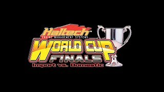 "World Cup Finals - Imports Vs. Domestics - ""TRAILER"" Thumbnail"