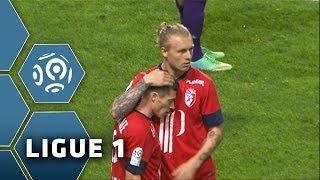 Toulouse FC - LOSC Lille (1-2) - 05/04/14 - (TFC-LOSC) - Highlights