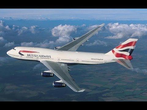 The Epic British Airways  Boeing 747-400 SPECIAL! HEATHROW PLANE SPOTTING Flight Arrivals Departures