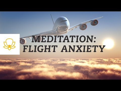 A Meditation For Flight Anxiety or Flying Phobia