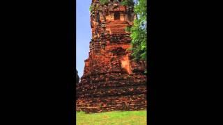 アユタヤ ワット・マハータート Ayutthaya Wat Mahathat