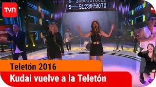 Kudai se reúne en la Teletón | Teletón 2016