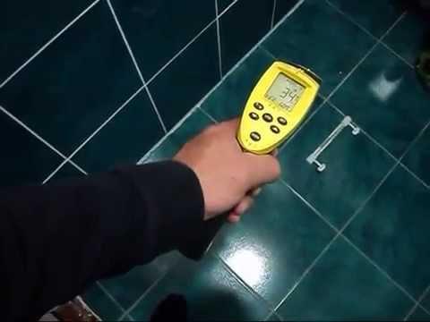 видео: Теплый пол в ванной без терморегулятора- это возможно!