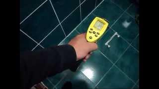Теплый пол в ванной без терморегулятора- это возможно!(Как я сделал сам теплый пол в ванной из саморегулируемого кабеля Verpat без всякого терморегулятора и датчика..., 2012-10-04T21:36:12.000Z)