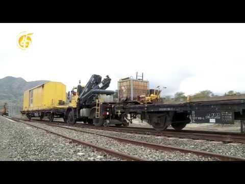 Awash / Kombolcha Railway - 95 በመቶ ግንባታው የተጠናቀቀው የአዋሽ-ኮምቦልቻ-ወለዲያ የባቡር መስመር ገፅታ