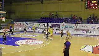 Young Angels U23 Košice - CBK Košice