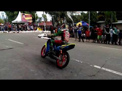 Road race palopo.. kejuaran daerah Mp1