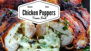 Chicken Poppers Recipe!!!