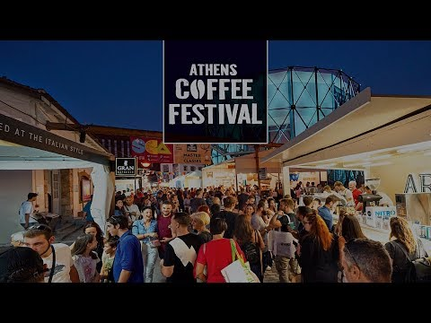 Athens Coffee Festival 2019: Post Show Video