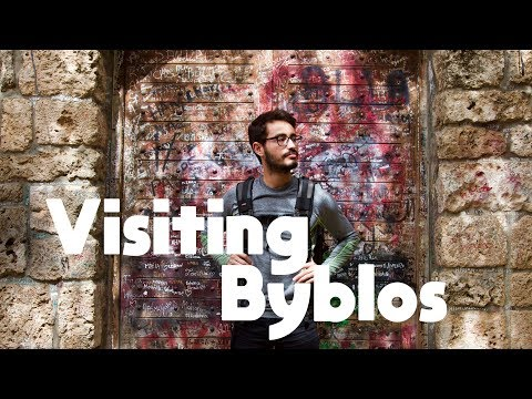 FIRST TIME IN BYBLOS