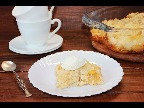 Classic Apple Crumble By Jamie Oliver