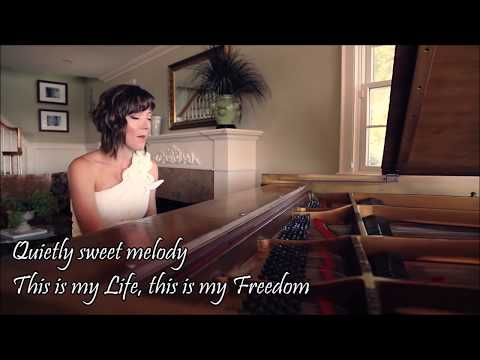 "LiLi Roquelin ""Thank You"" LYRICS - lyric video"