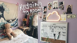 redecorating my room 2019 | my artsy room makeover