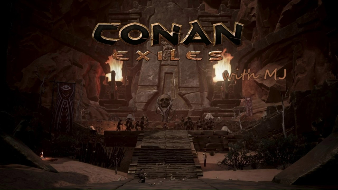 Conan Exiles recaps 2018, talks plans for dungeons, The Purge, and