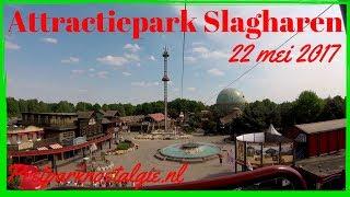 Attractiepark Slagharen 22 mei 2017