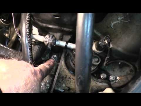 2003 mercedes benz sl 55 tandem pump replacement 10 youtube wiring diagram for electric hoist