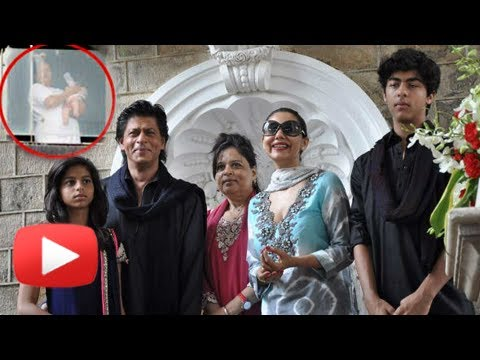 shahrukh khan reveals his secrets about abram and gauri