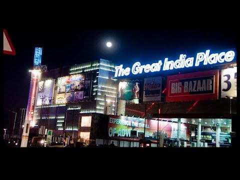 Inside Great India Place Mall - Noida