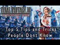 Final Fantasy XII: The Zodiac Age - Top 5 Tips and Tricks People Dont Know (1080p 60FPS)