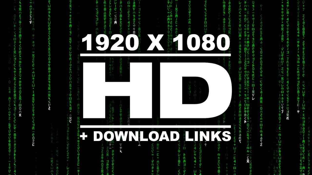 Matrix Falling Code Wallpaper Download The Matrix Falling Code Full Sequence 1920 X 1080 Hd